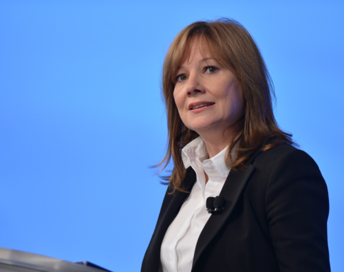 """Mary Barra took responsibility for GM's mistakes, telling employees, """"People were hurt and died in our cars."""""""