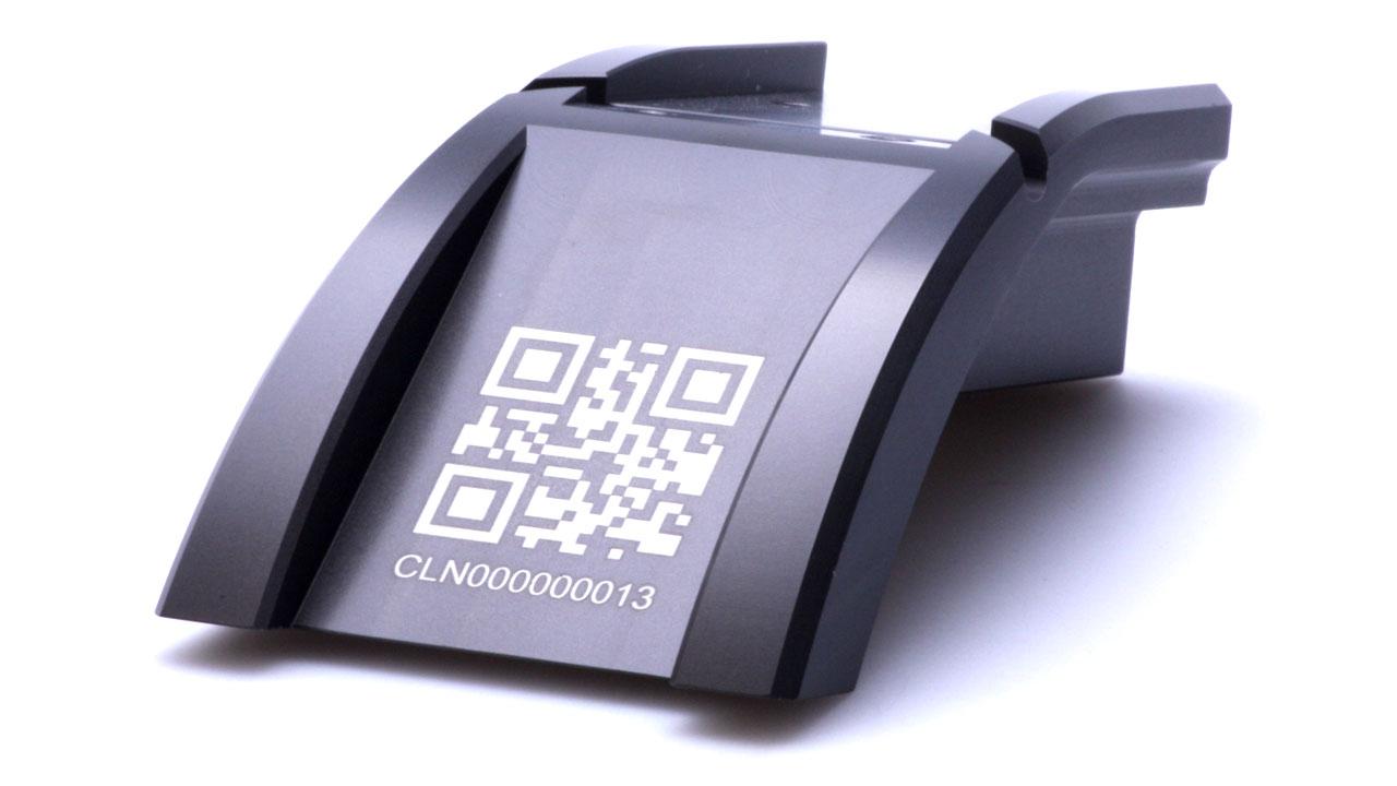 Copy of QR kode i dele til robotter