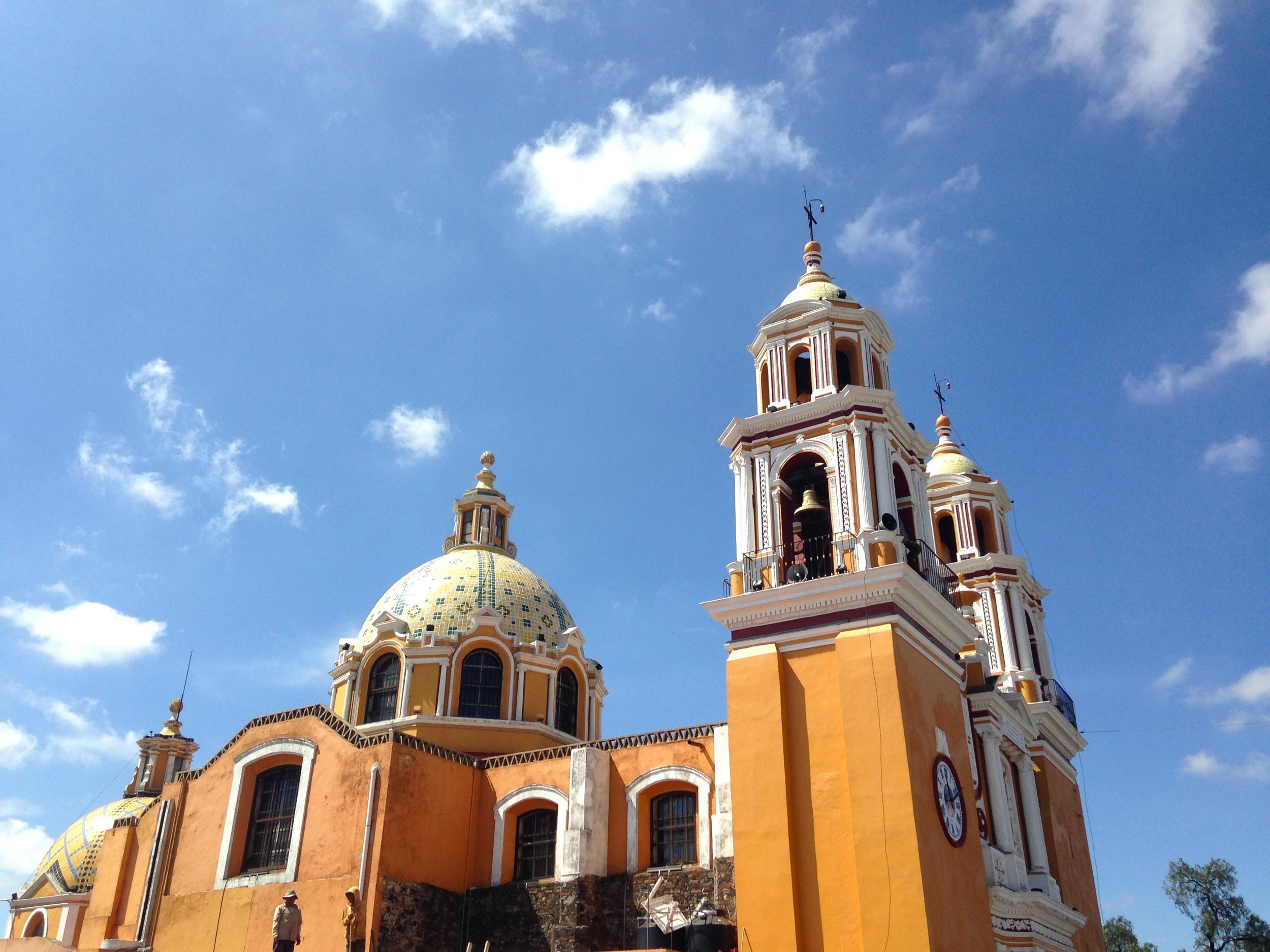 Puebla,2014.