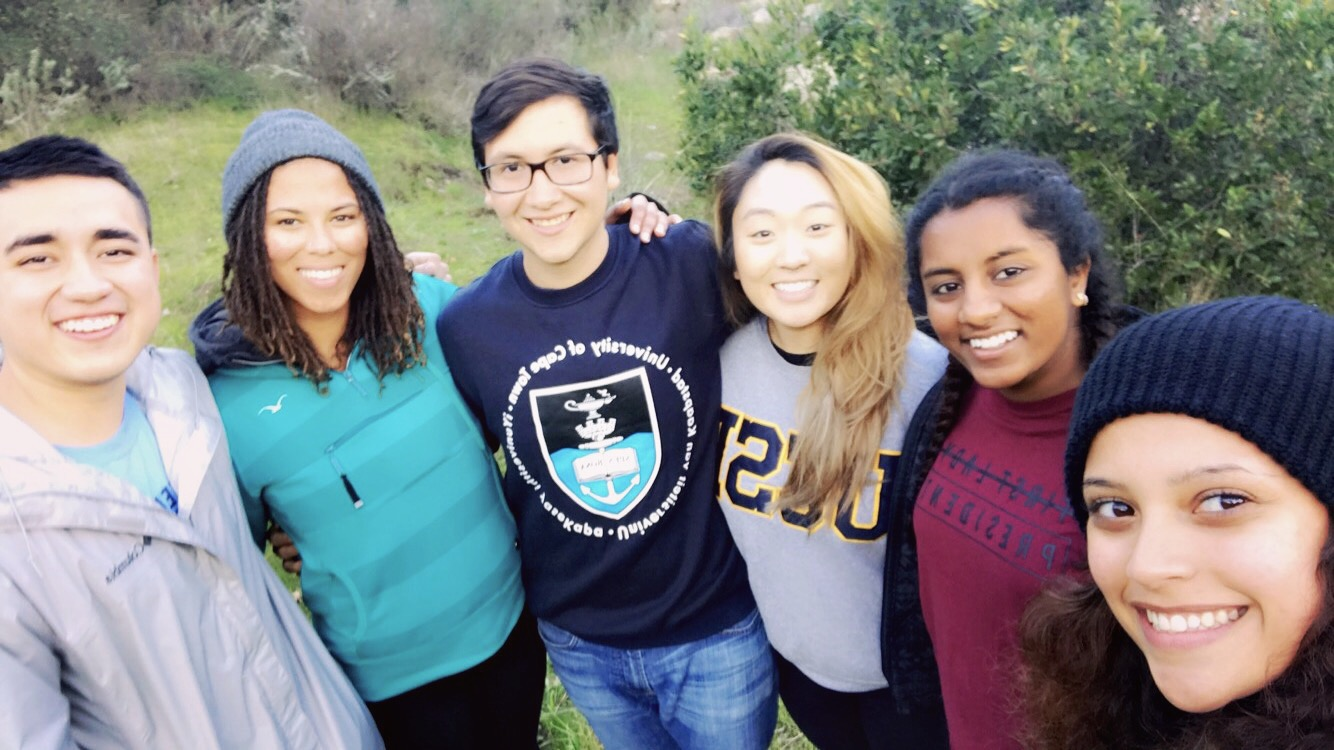 IVTU team hike @ our Winter 2017 retreat!