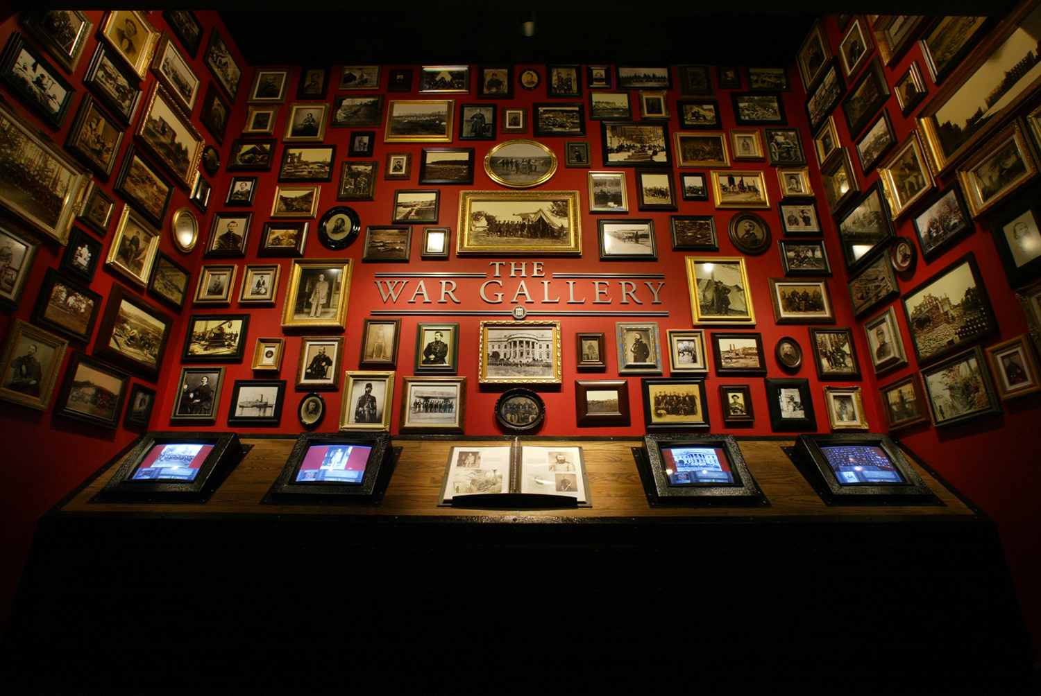 The War Gallery Scrapbook presents an interactive experience presenting images of the Civil War. Ted Schurter/The State Journal-Register