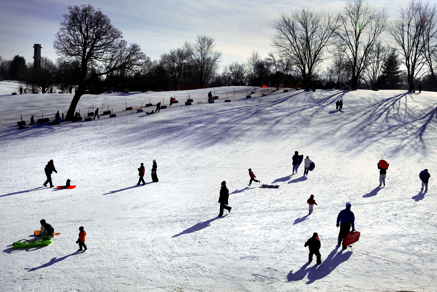 Pasfield Park Golf Course. Michael Brown/The State Journal-Register