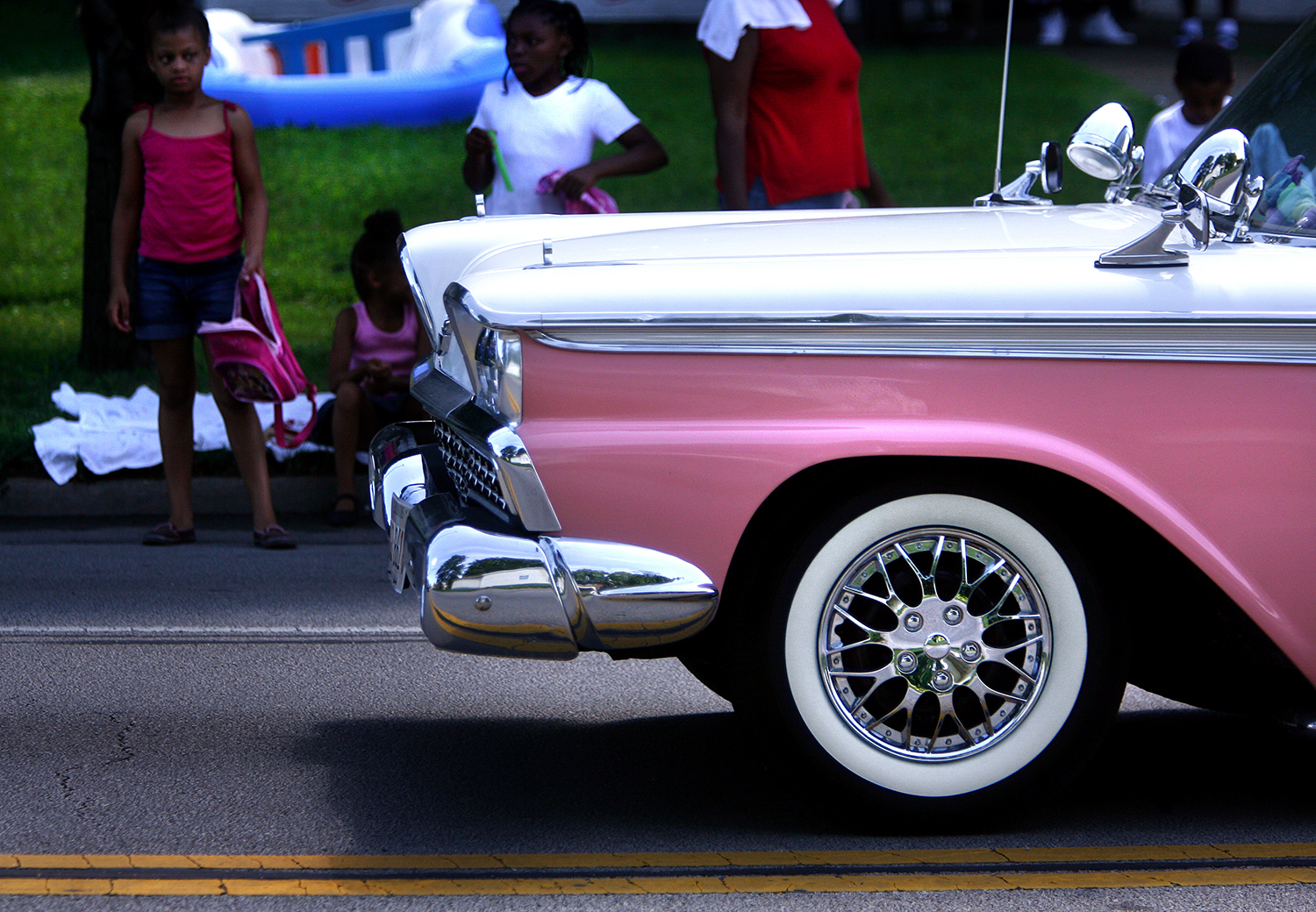 Springfield's 16th annual Juneteenth Celebration kicked off Saturday with a parade winding north on Martin Luther King Jr. Drive and ending at Comer Cox Park. Dating to 1865, Juneteenth commemorates the ending of slavery in the United States. David Spencer/The State Journal-Register