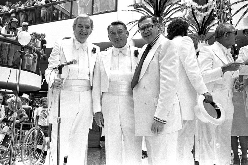 Opening of White Oaks Mall