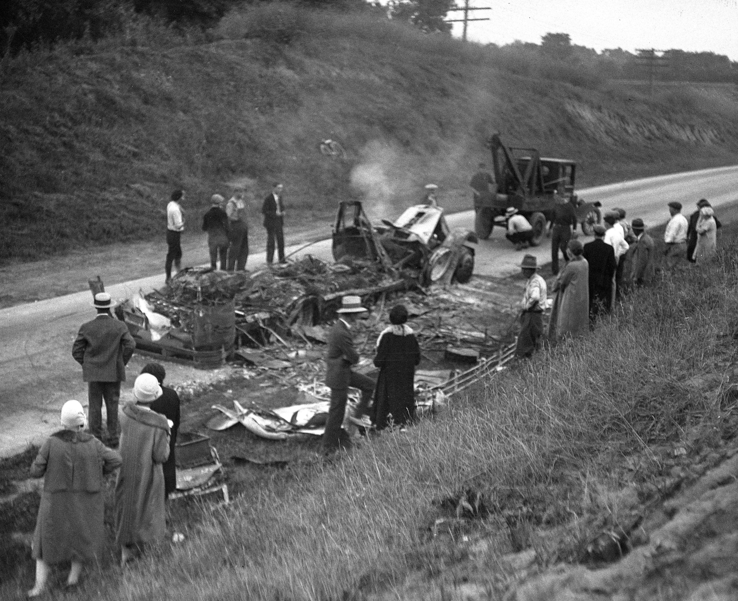 Illinois State Journal glass plate negative/Sangamon Valley Collection at Lincoln Library. All Rights Reserved, The State Journal-Register