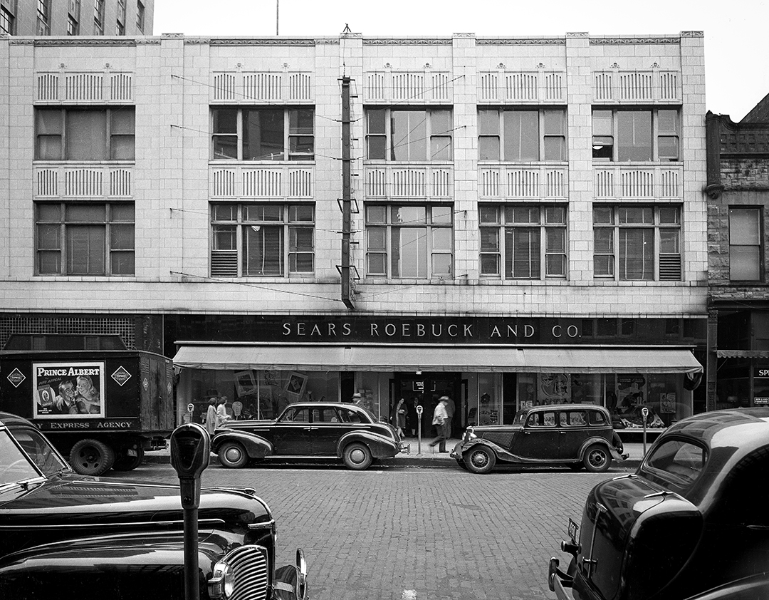Sears Roebuck and Co., October 2, 1944.