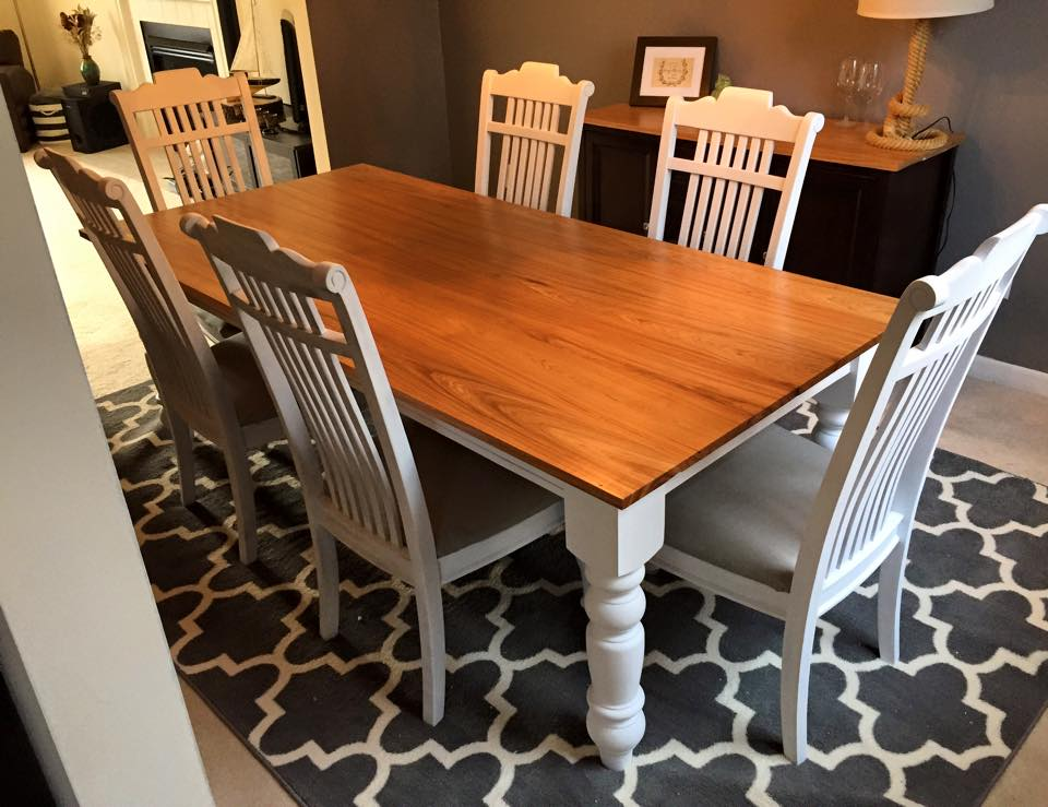 Farmhouse Table -  S  ee the Build!