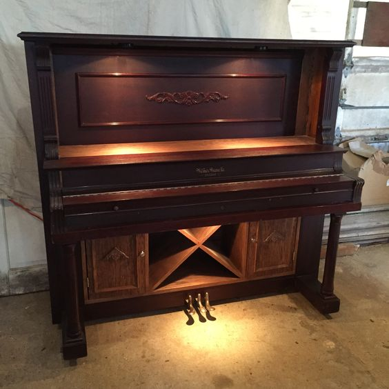 Antique Piano Wine Bar