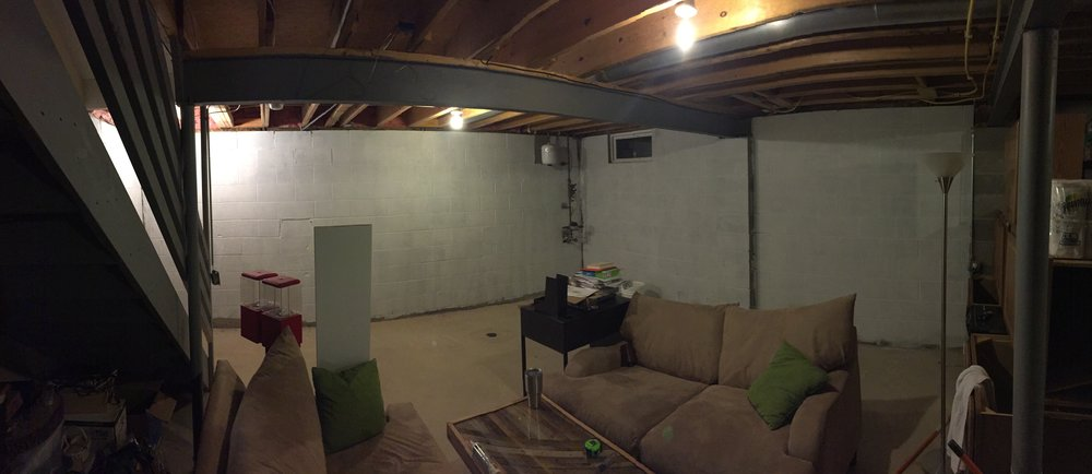 How To Finish A Basement On Budget, How To Finish A Basement On Small Budget