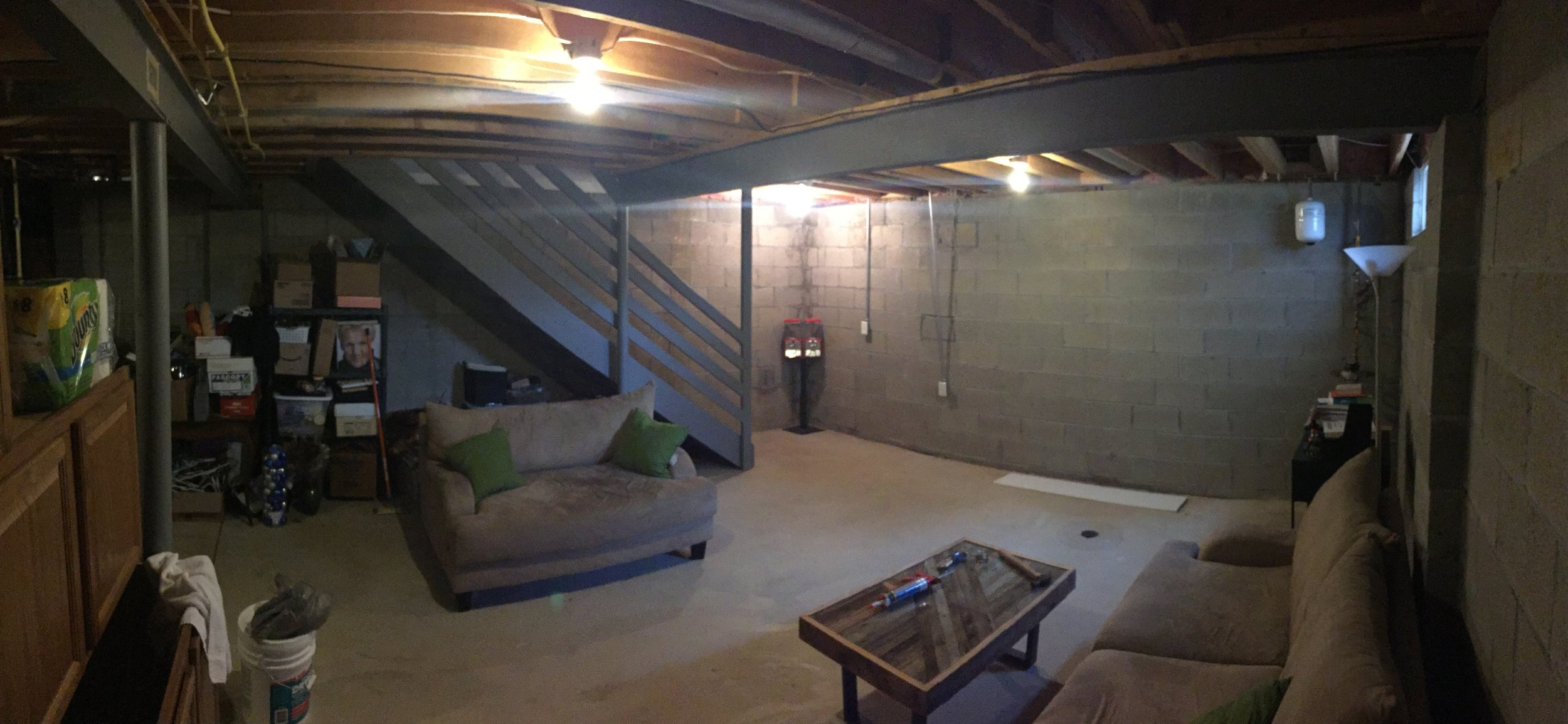 How To Finish A Basement On Budget