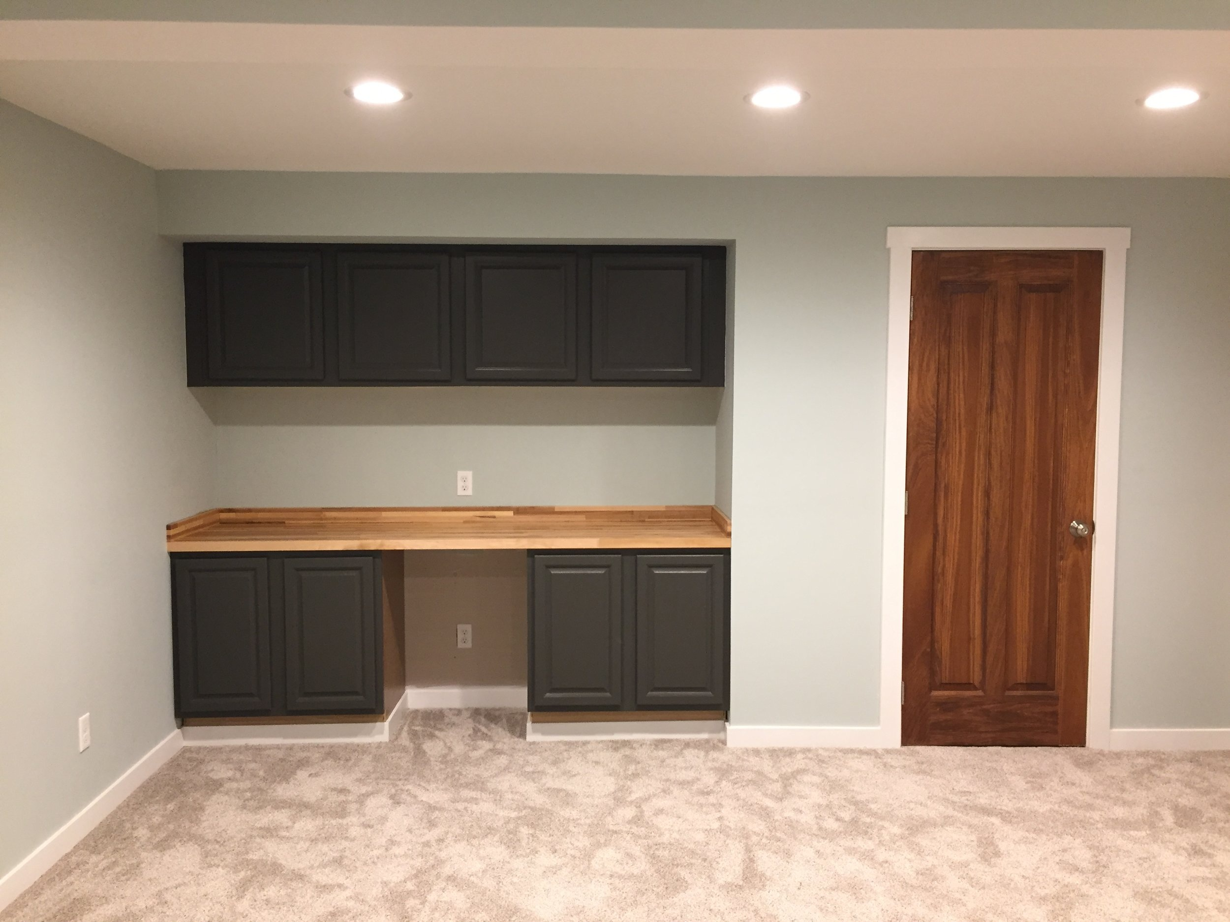 How To Finish A Basement On A Budget Revival Woodworks