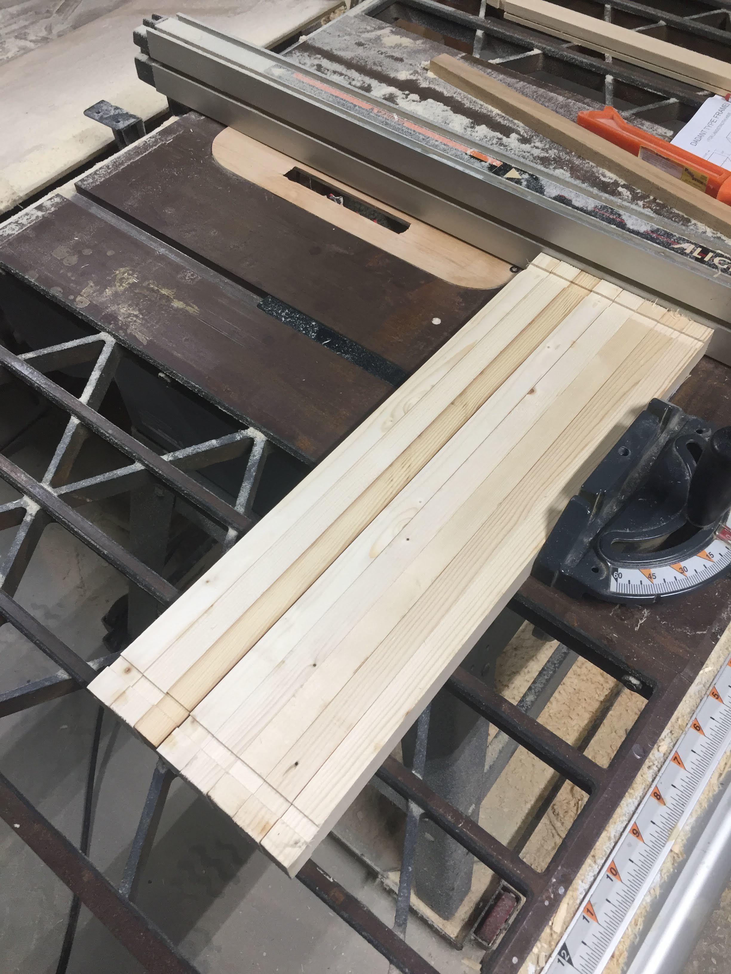 How to Build A Beehive - Part 3: Building Frames — Revival