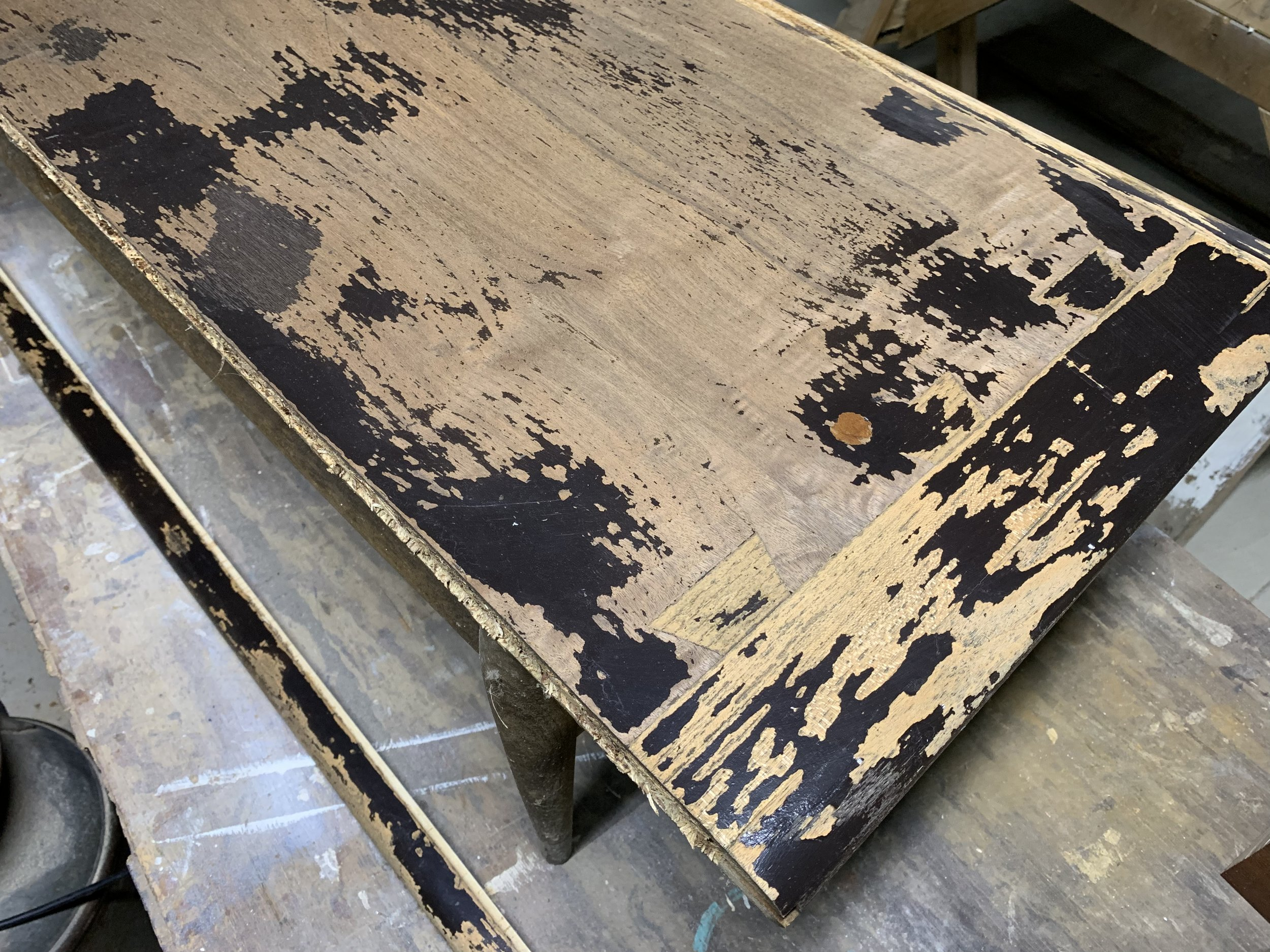 Lane Acclaim Table Restoration