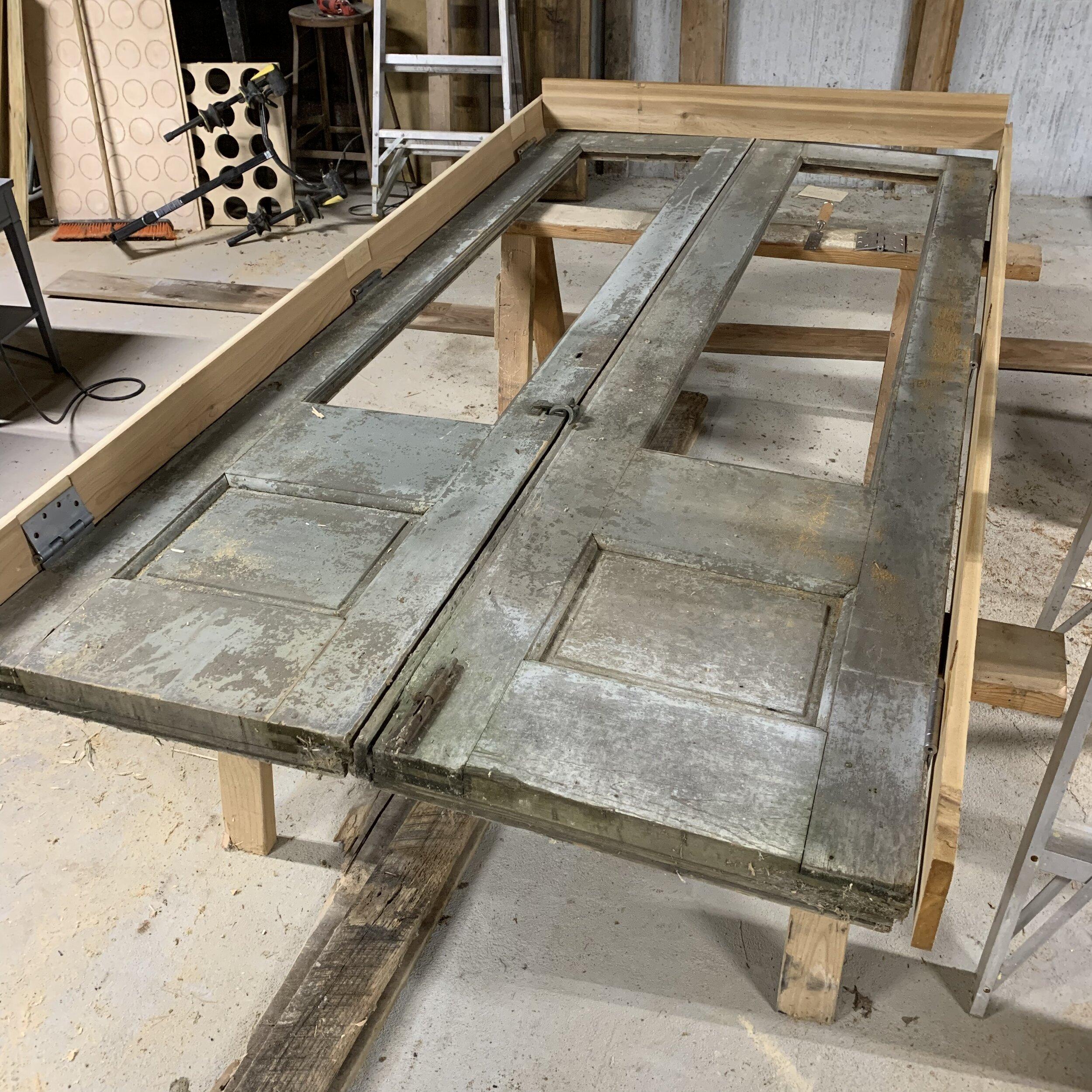 How to build a door jamb