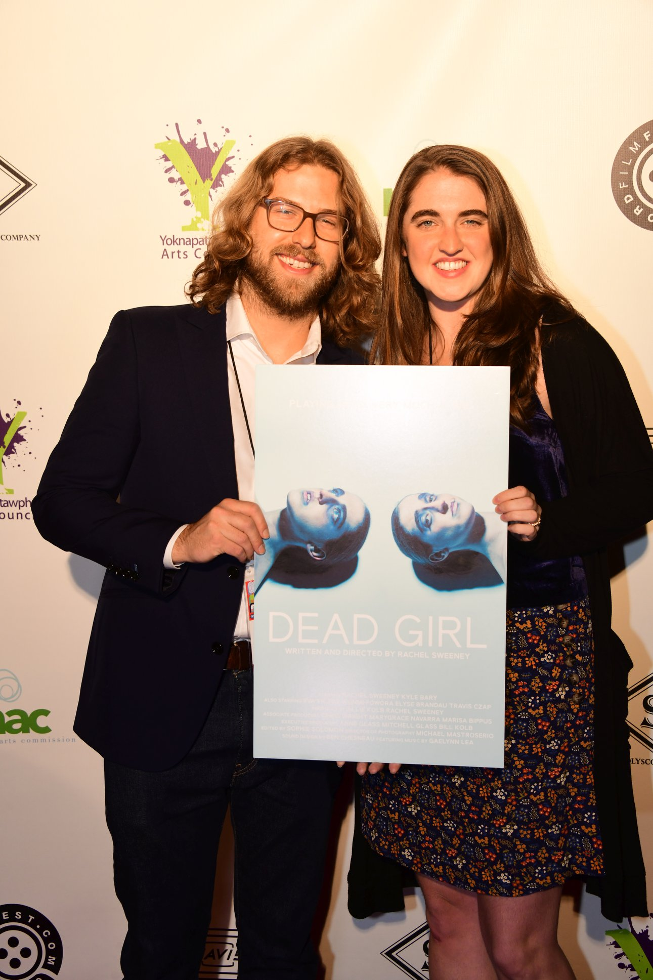 Dead Girl at Oxford Film Fest - Dead Girl had its world premiere at the Oxford Film Festival on February 8th, 2019! A huge thanks to the staff and volunteers who made the weekend an incredible experience.