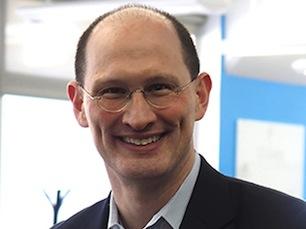New MongoDB CFO Michael Gordon.