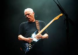 Gilmour in more recent times.