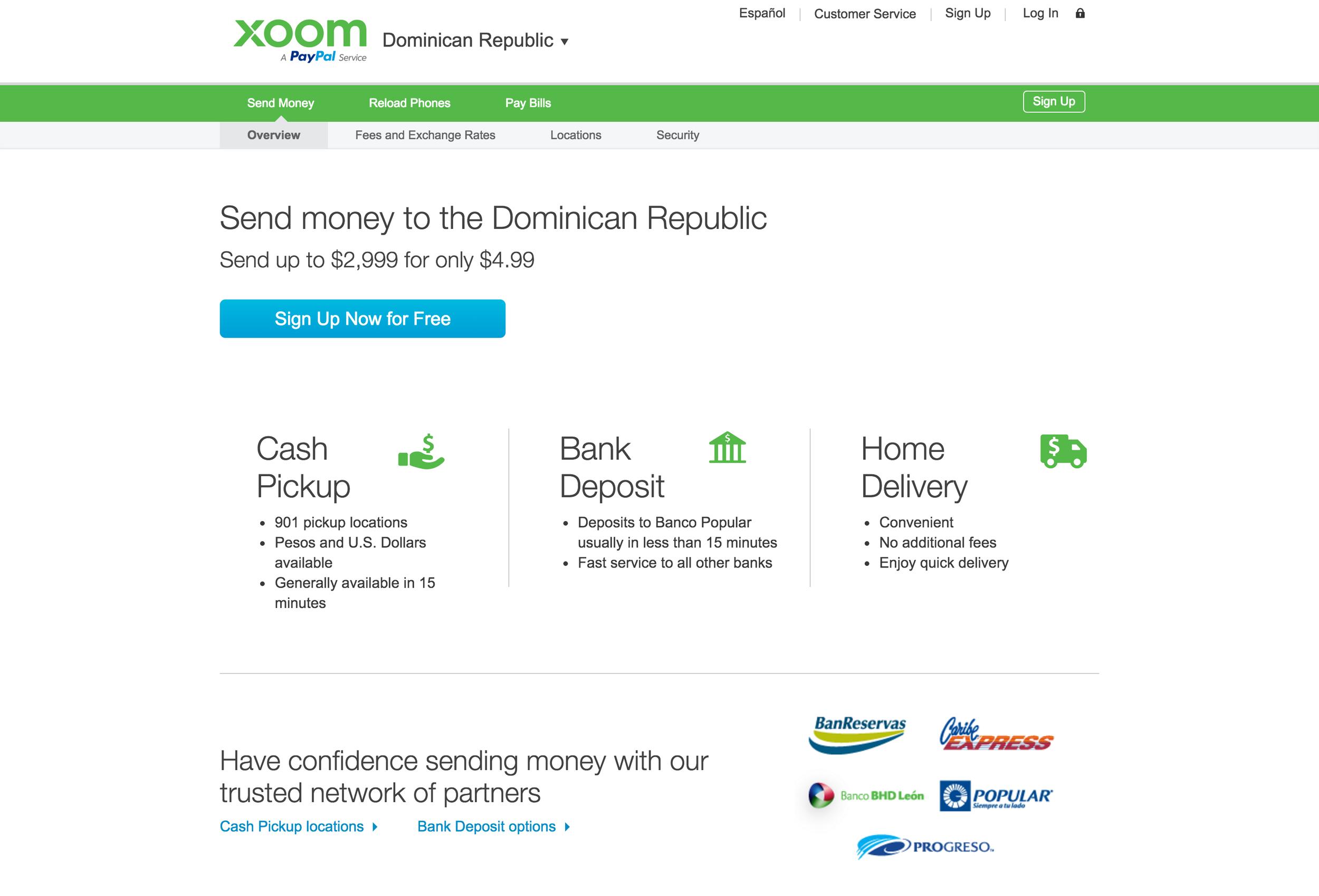 Paypal Xoom Integration Tracy Ho