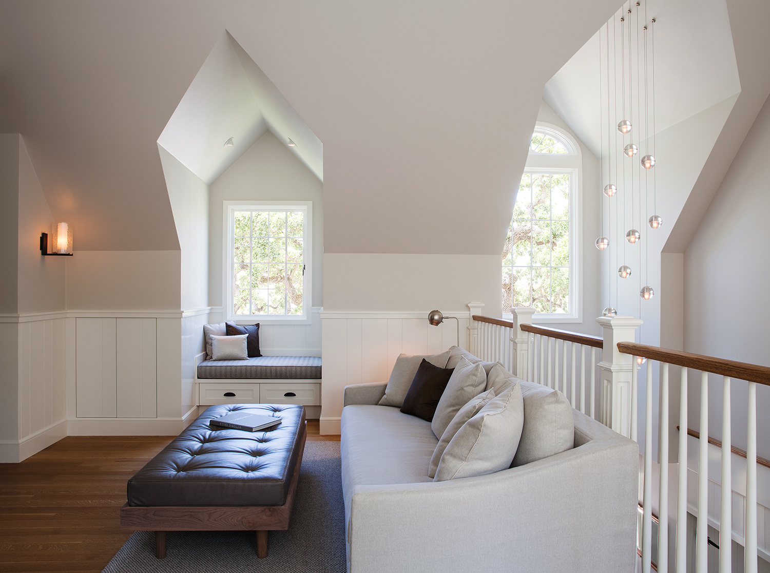 Bay Area Custom Homes | Andrew Morrall Architect | James Avila Interior Placement