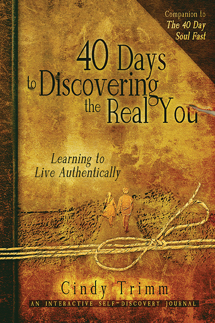 40 Days to Discovering the Real You