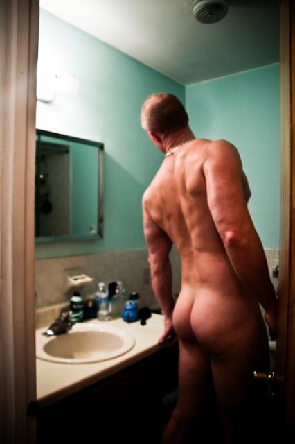 Back,  Bare Men , Abigail Ekue Photography