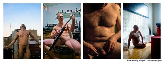 Bare Men strip_Abigail Ekue Photography
