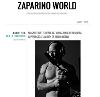 Zaparino World -