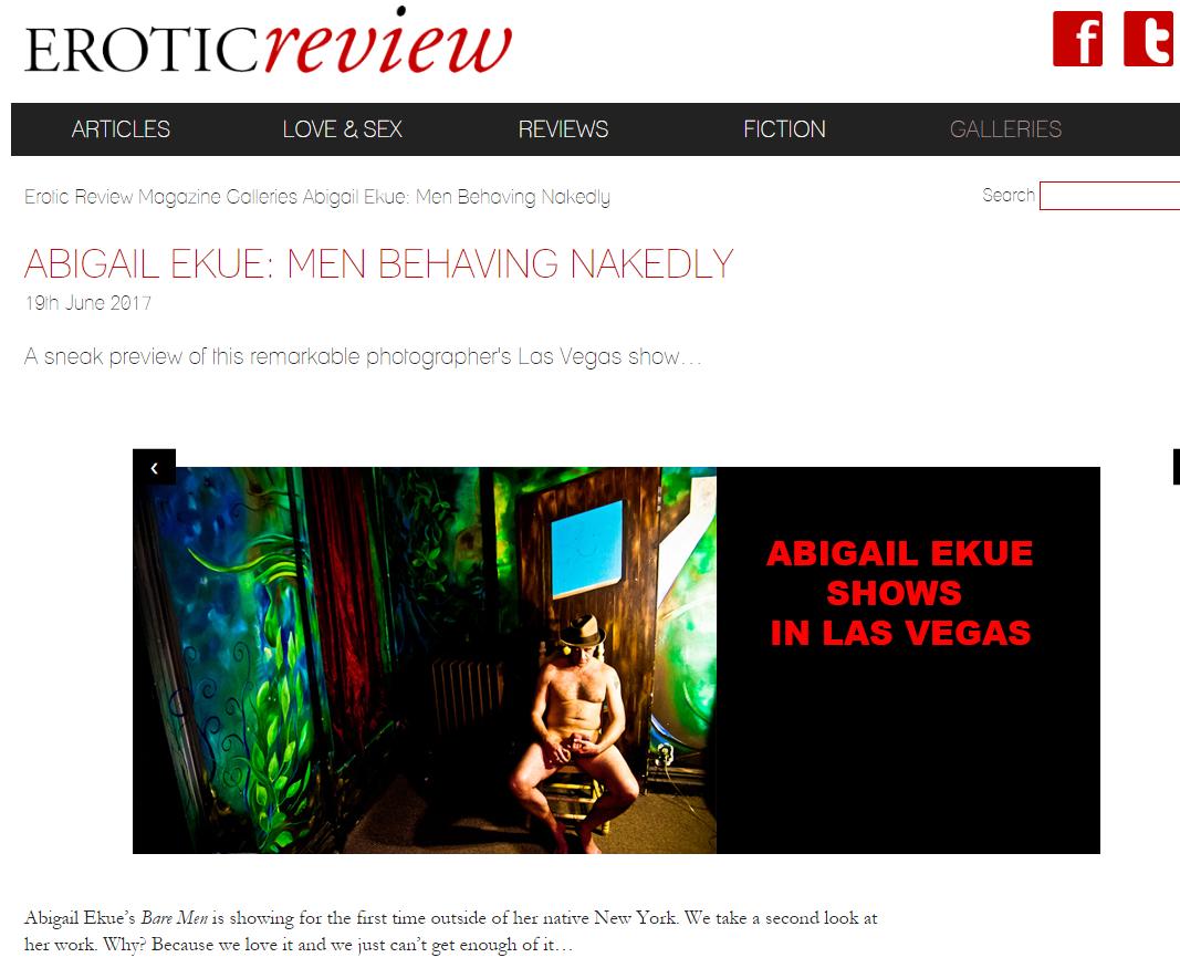 Erotic Review (UK) -