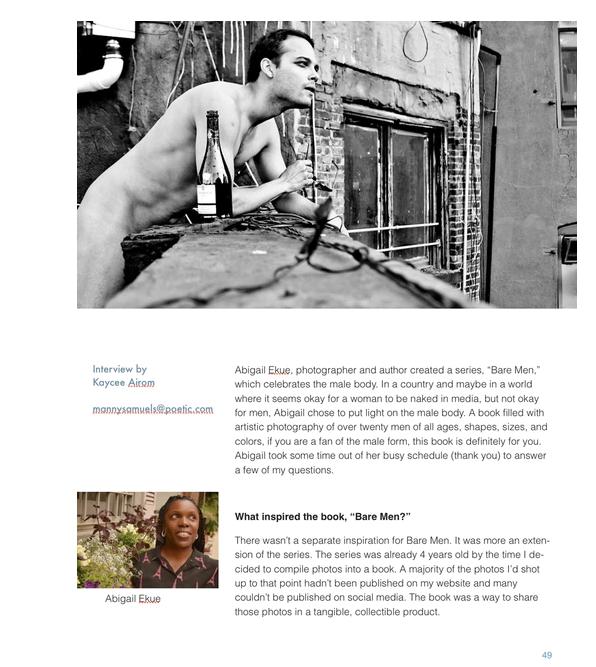 GoNaked Magazine -
