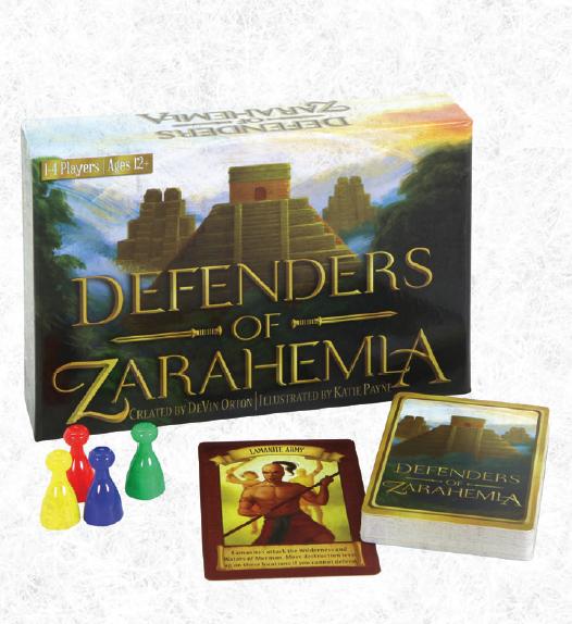 Defender's of Zarahemla