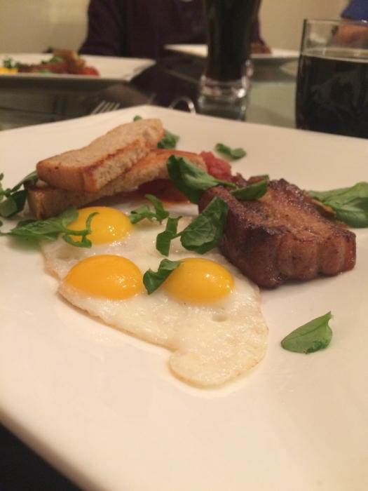 Braised Pork Belly Quail Eggs Stewed Tomatoes