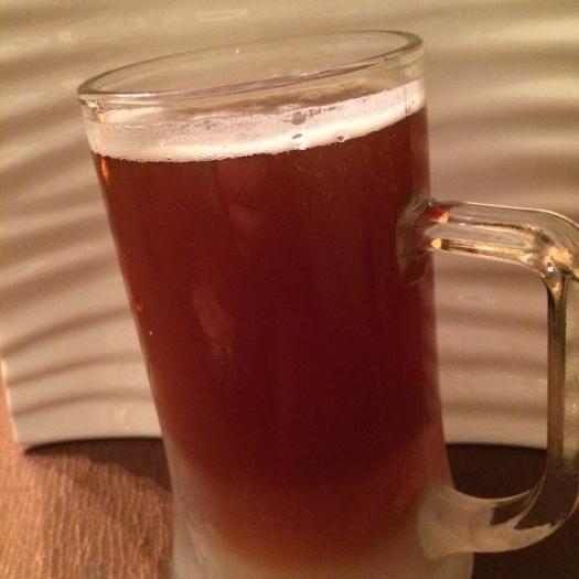 Scottish Ale, Oak, Rum