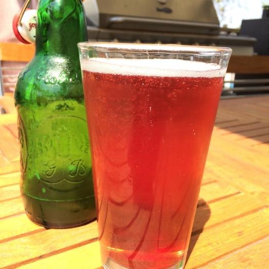 Home Brew, Cider, Raspberry