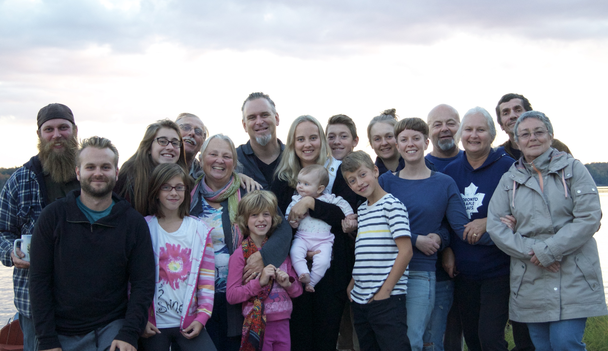 Family, Thanksgiving, Thankful, Cottage, Cottage Trip, Dusk Shot, Good looking people