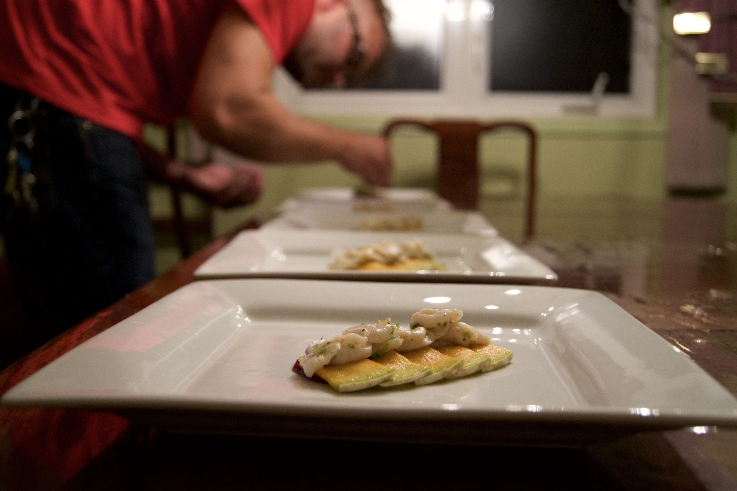 Plating, Dinner Parties, Scallops, Beautiful, Fun, Cooking, Friends
