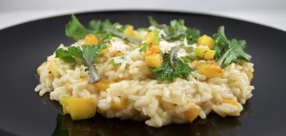 Risotto, Squash, Fall food