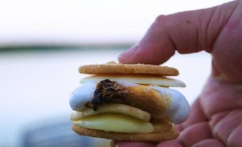 Gourmet S'mores, Banana Cream Pie