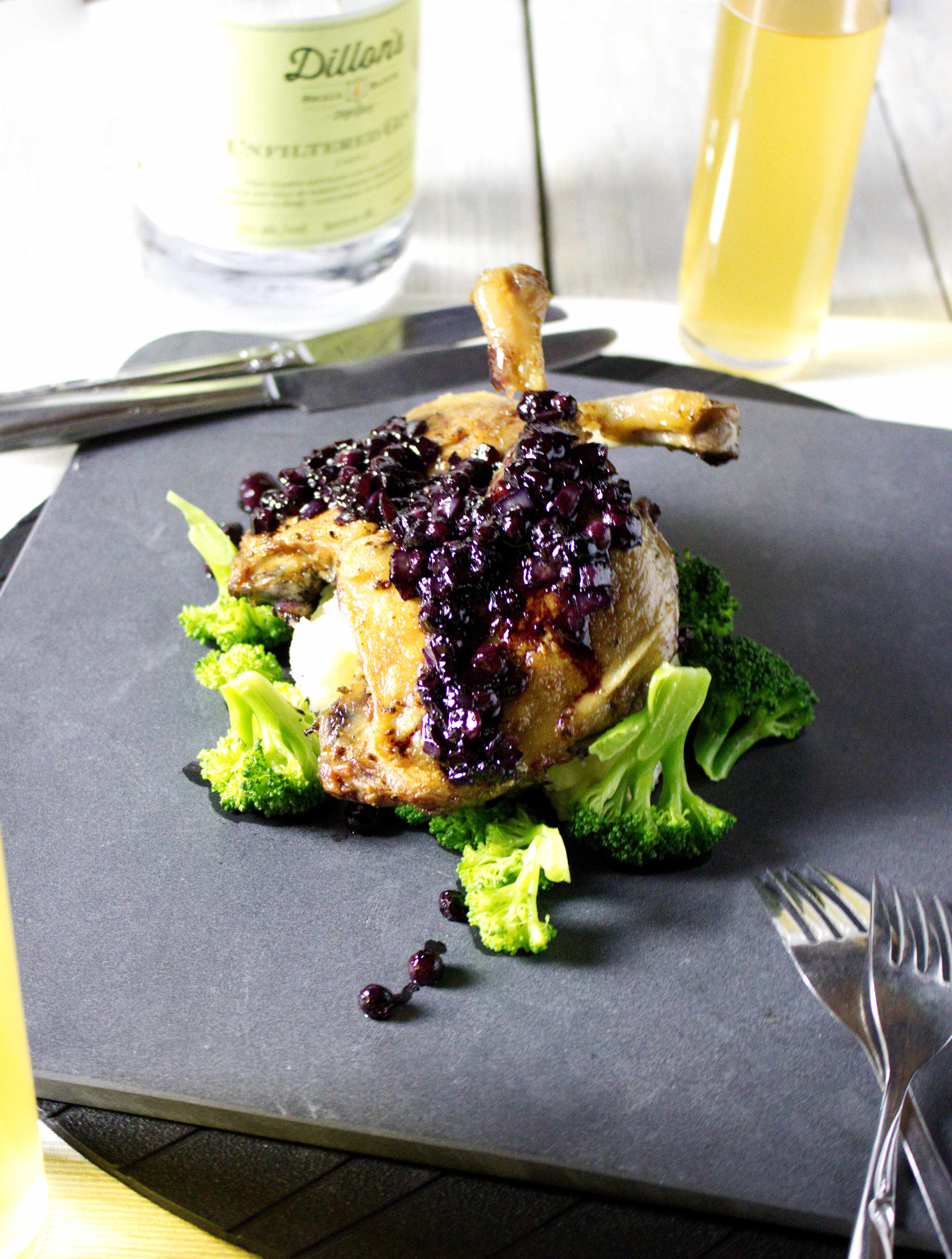 Duck Confit w: Gine and Blueberry Compote_0880.jpg
