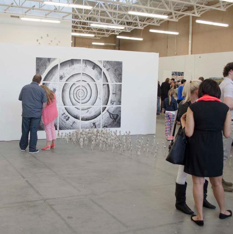 97 Days Fine Arts Graduation Exhibiton April 2014