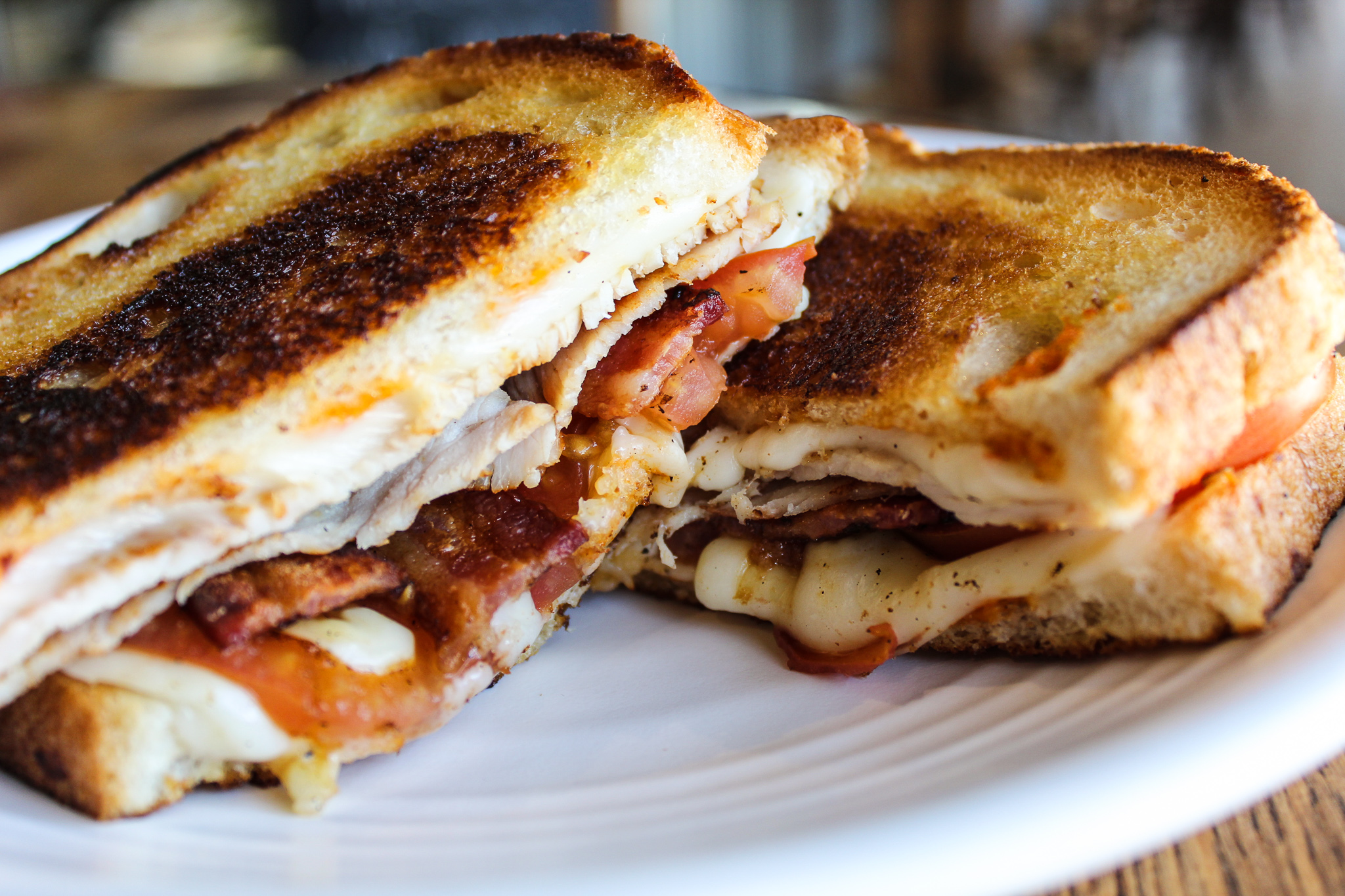 TBP (Turkey Bacon & Provolone)