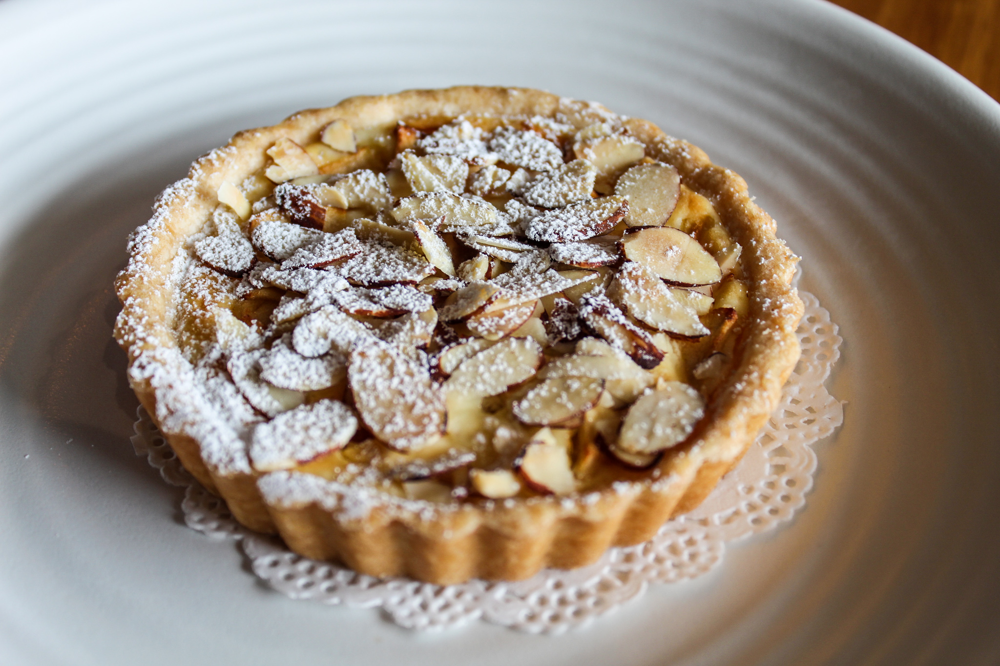 Apple Cheese Tart