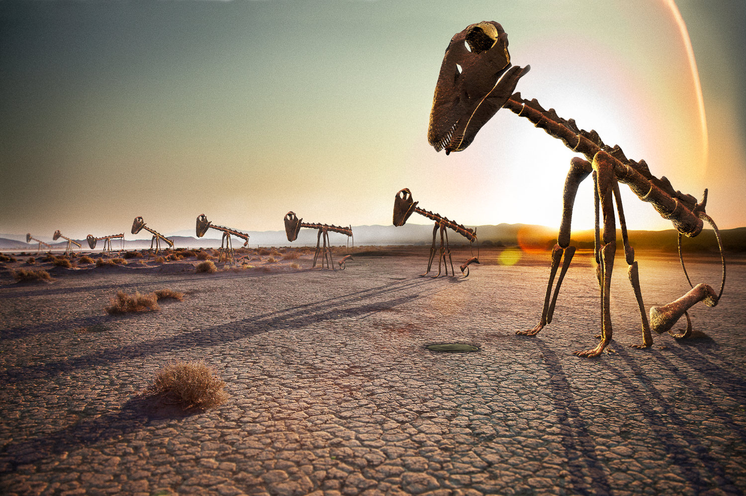 """""""Fossil Fuel — The Extinction of Oil"""""""