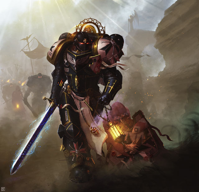 Black Templar: The Crusade Begins