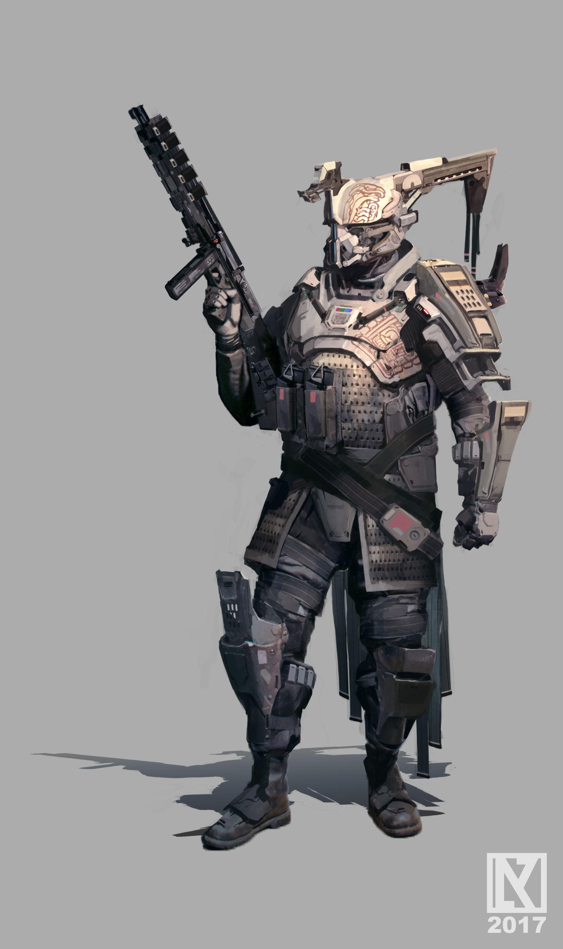 Destiny: Titan