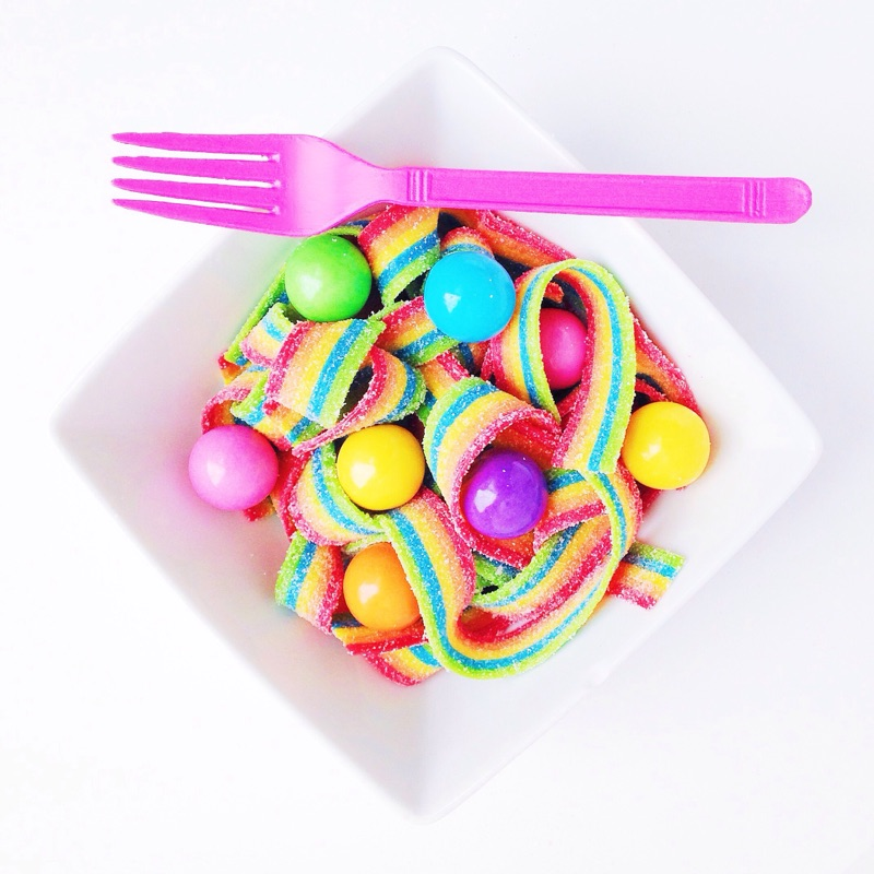Candy Spaghetti