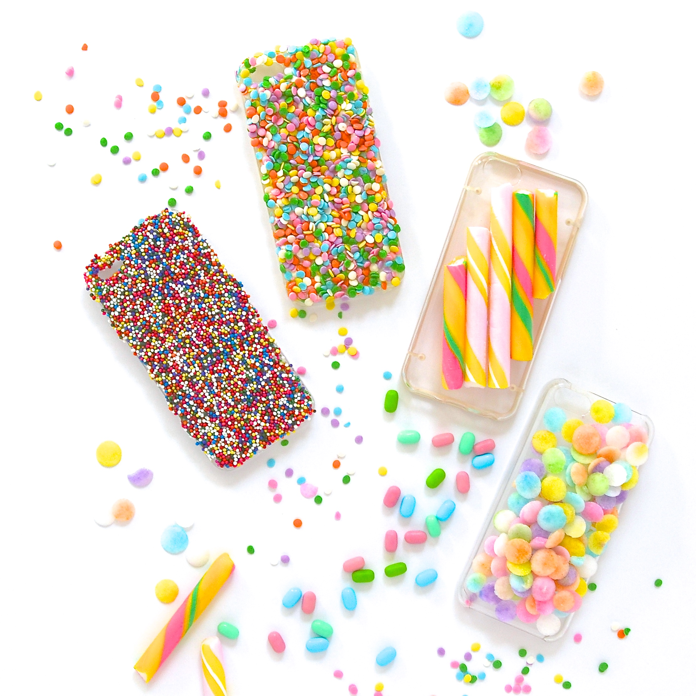 DIY Candy iPhone Candy Case Violet Tinder