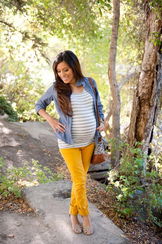 yellow maternity pants.jpg