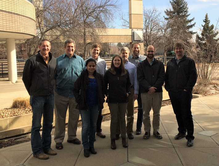 Precision Water Resources Engineering Team 2018