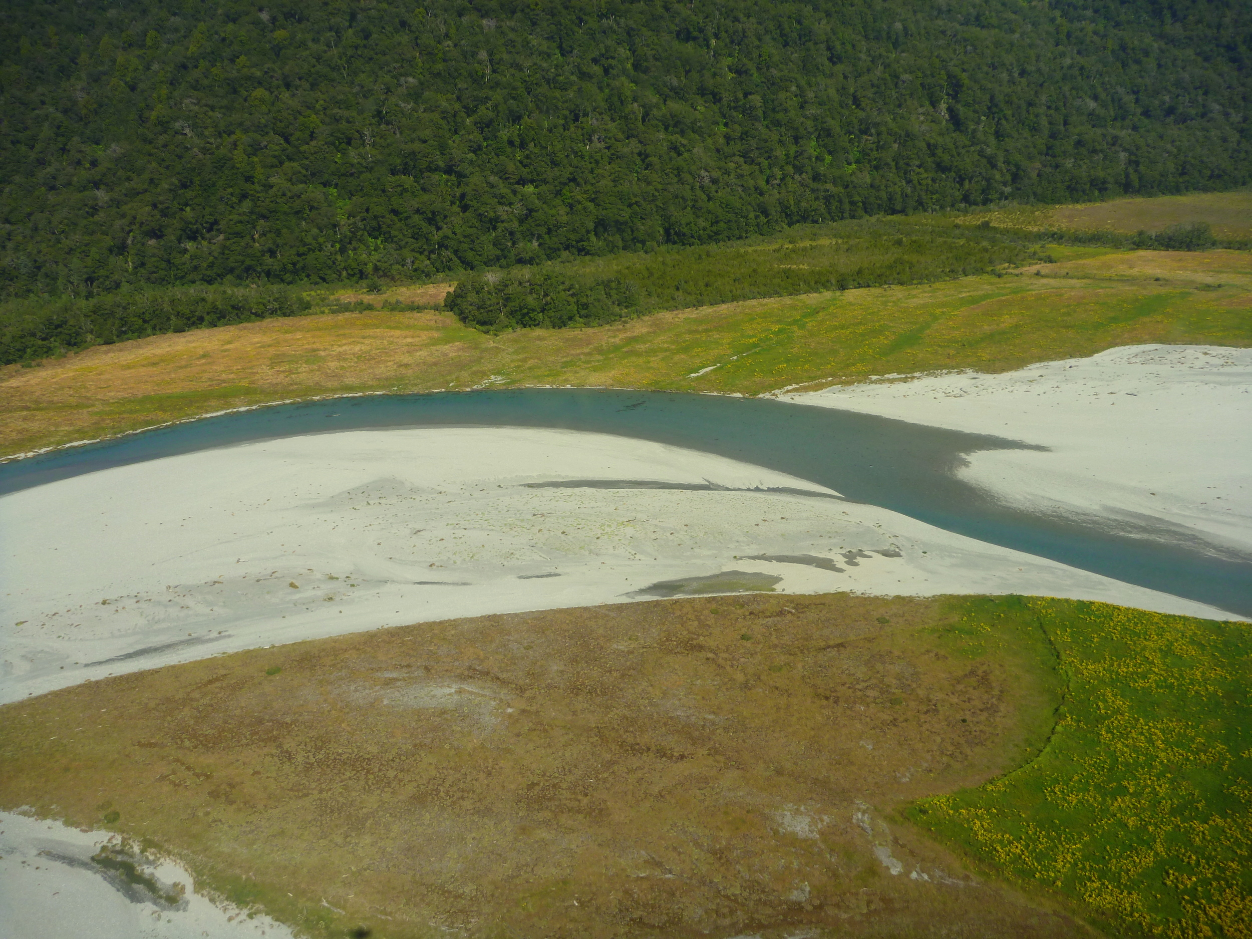 Heli-fishing,New Zealand trout fishing at its best.