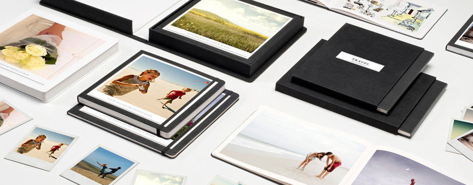 Moleskine Photo Albums